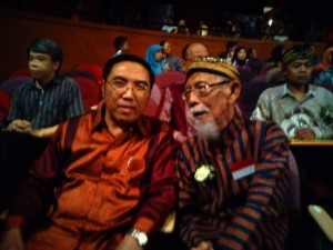 Malam Penghargaan Nugra Jasadarma Pustaloka 2013